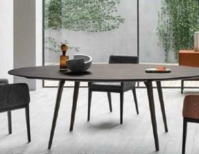 Tavolo in laminato ovale Ovale ecolegno Artigianale in offerta outlet