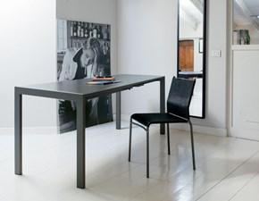 Tavolo in laminato rettangolare Ciack Ingenia in offerta outlet