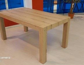Tavolo in laminato rettangolare Mod amsterdam Arredo3 in offerta outlet
