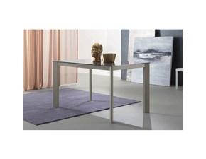 Tavolo in laminato rettangolare Modello briefing Zamagna a prezzo ribassato