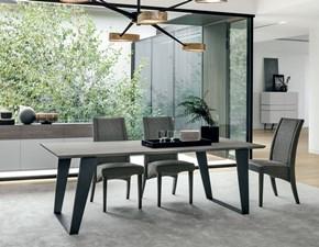 Tavolo in laminato rettangolare Mottes mobili electa 220 Artigianale in Offerta Outlet