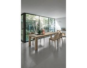 Tavolo in laminato rettangolare Mottes mobili monolite 160 Artigianale a prezzo ribassato