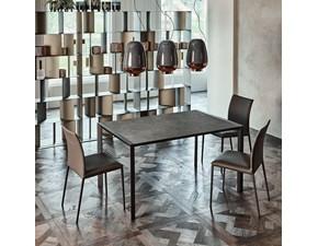 Tavolo in laminato rettangolare Pedro Cattelan in Offerta Outlet