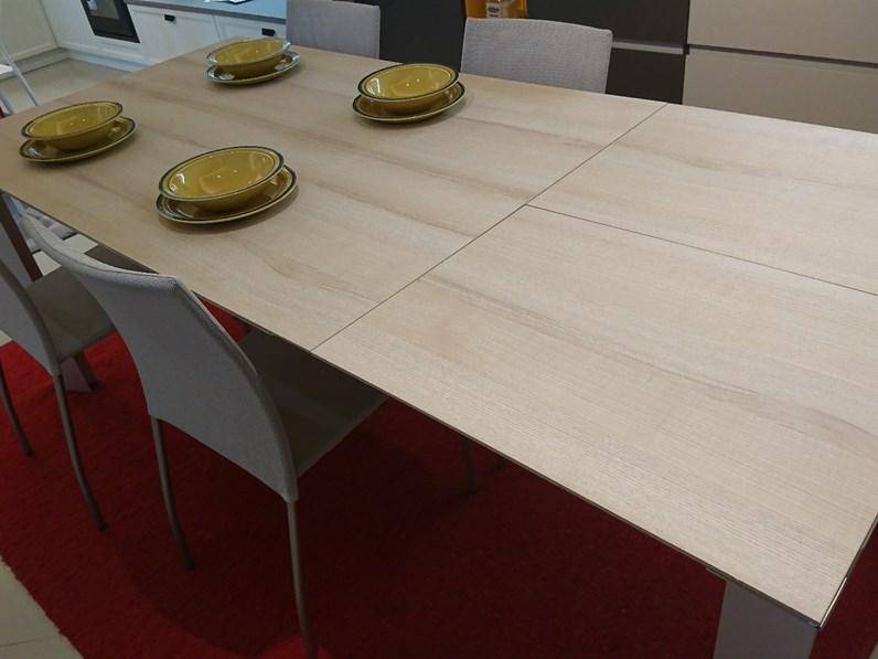 Tavolo in laminato rettangolare tai scavolini in offerta outlet - Tavolo tai scavolini ...