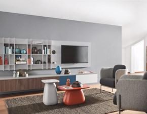 Tavolo in laminato rettangolare Tavolino soggiorno Novamobili in Offerta Outlet