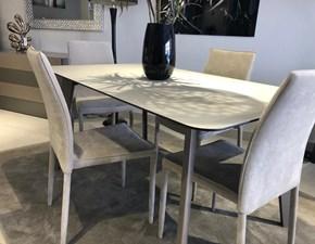 Tavolo in laminato rettangolare Tavolo e sedie gipi Gipi in offerta outlet
