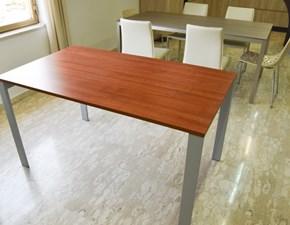 Tavolo in laminato rettangolare Tc6321a-32-19 Tonin casa in Offerta Outlet