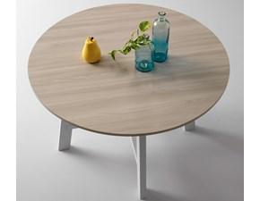 Tavolo in laminato rotondo in Offerta Outlet