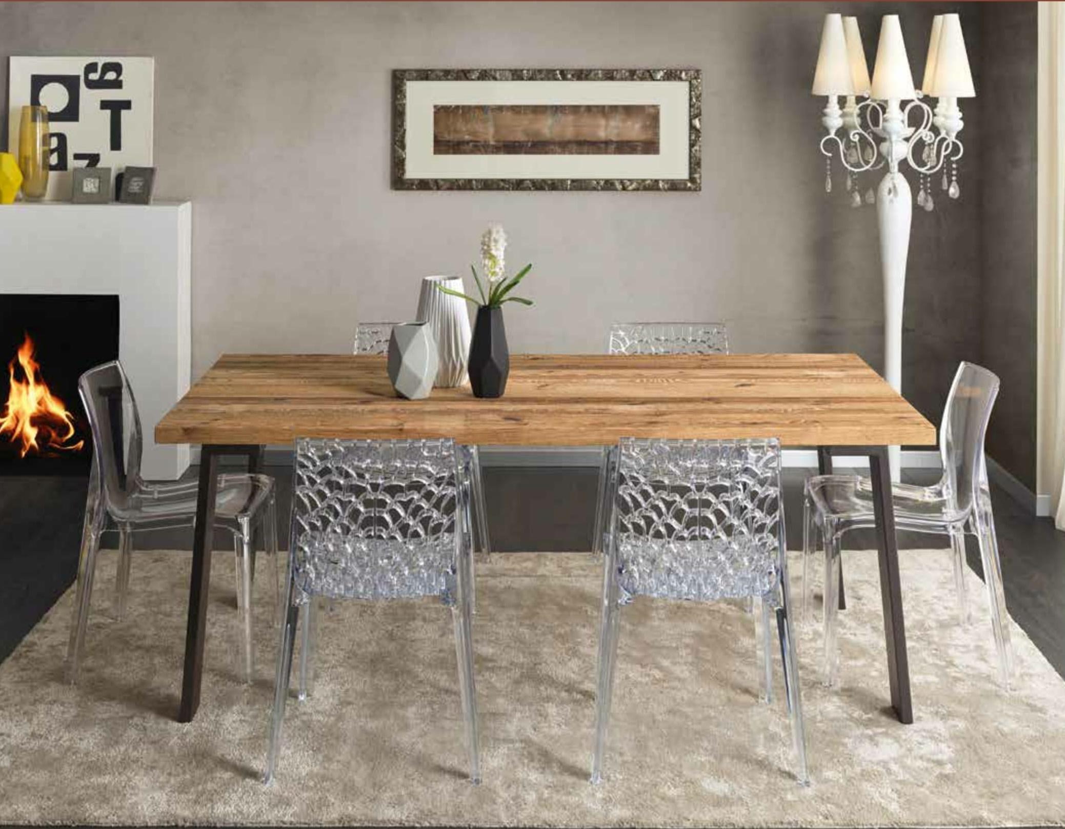 Tavolo design moderno scontato del 30 tavoli a prezzi for Arredamento design scontato