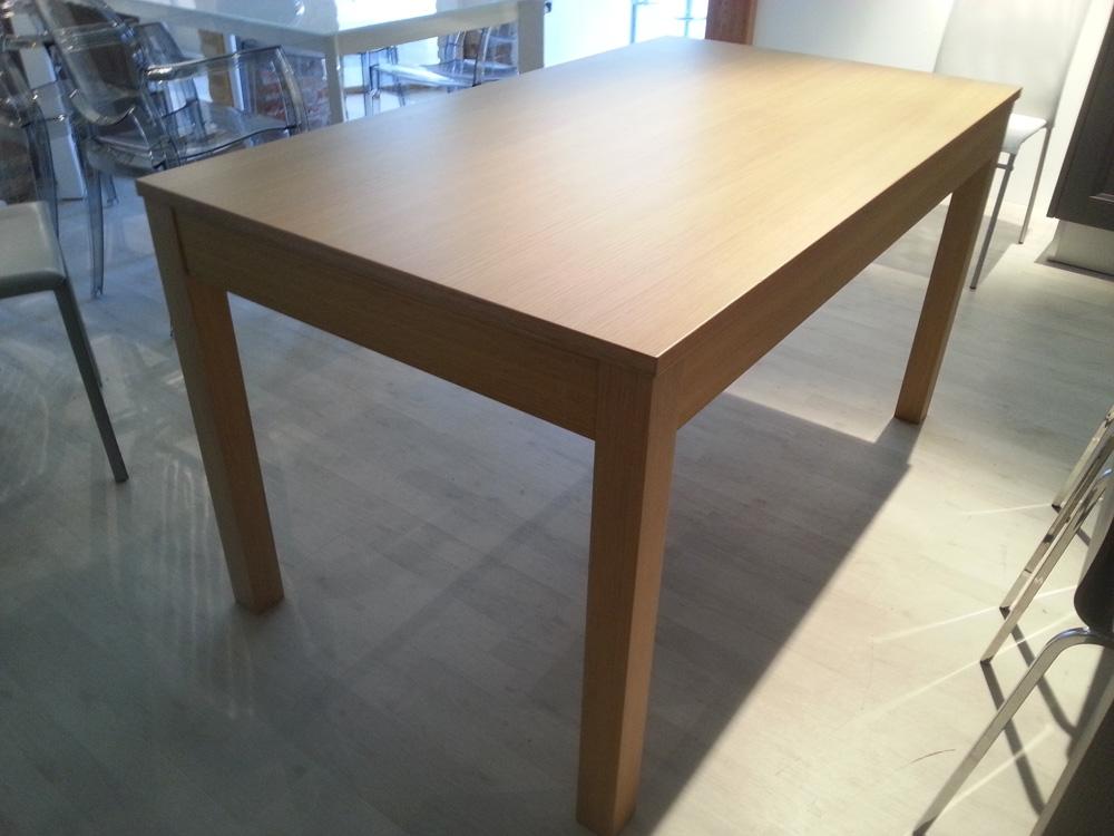 Tavolo artigianale rettangolari allungabili legno tavoli for Tavoli di design outlet