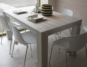 tavolo legno rettangolare allungabile in in promozione