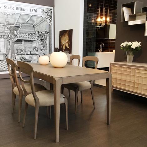Tavolo in legno massello allungabile tavoli a prezzi for Tavolo massello allungabile