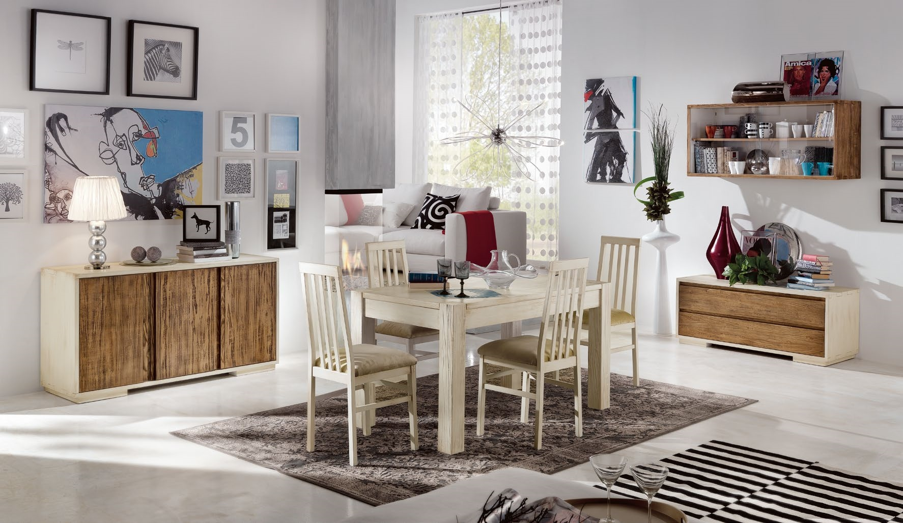 Tavolo in legno massello artigianale allungabile tavoli for Tavolo ovale allungabile legno massello