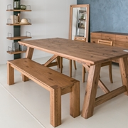 Devina nais prezzi outlet offerte e sconti for Offerte tavoli legno massello