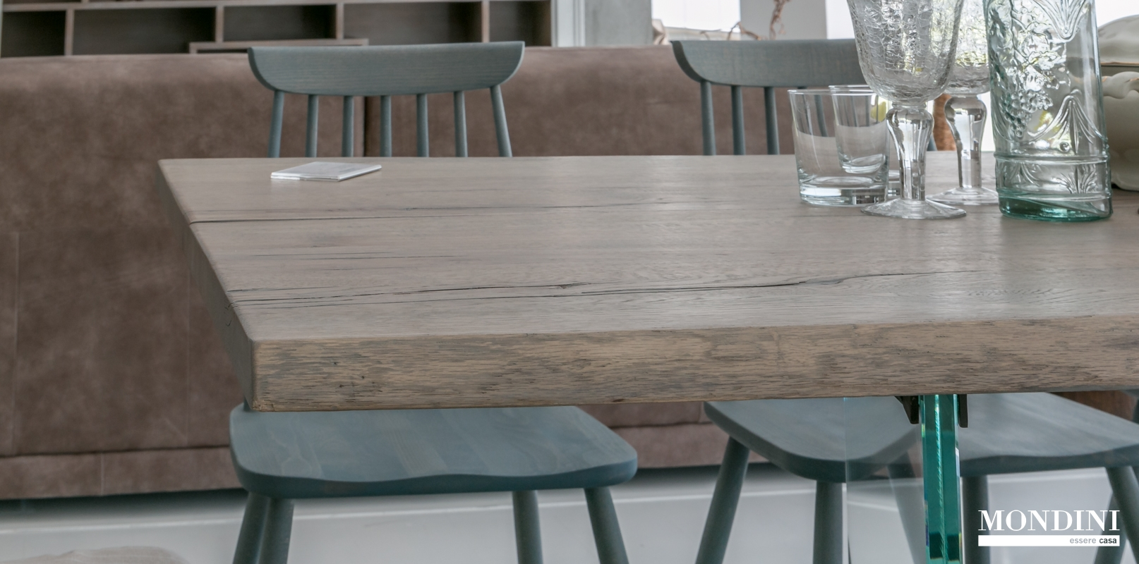 Tavolo in legno massiccio artigianale scontato tavoli a - Tavoli in legno massiccio ...