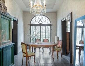 Tavolo in legno ovale Dorado Tonin casa a prezzo ribassato
