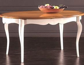Tavolo in legno ovale English ovale Lion's a prezzo scontato