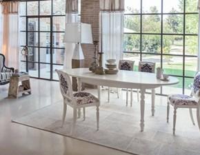 Tavolo in legno ovale Tavolo ovale all.mod.apogeo Tonin casa a prezzo ribassato
