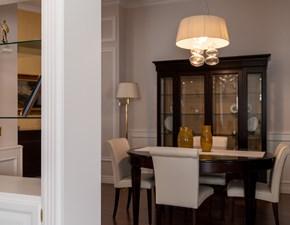 Tavolo in legno ovale Wood Artigianale a prezzo scontato