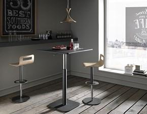 Tavolo in legno quadrato Outline Altacom a prezzo scontato