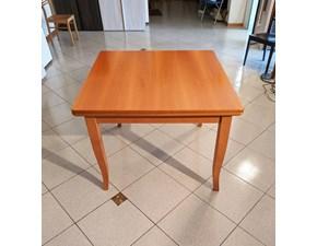 Tavolo in legno quadrato Tavolo party  Napol a prezzo ribassato