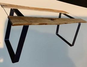 Tavolo in legno rettangolare 2808 Artigianale a prezzo scontato