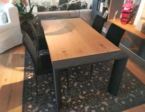 Tavolo in legno rettangolare 555 Voltan