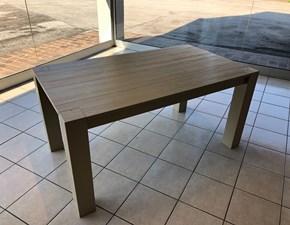 Tavolo in legno rettangolare Acheo Mirandola a prezzo scontato
