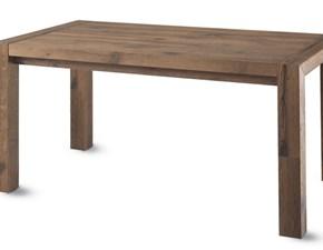 Tavolo in legno rettangolare Agape fisso Scavolini in Offerta Outlet