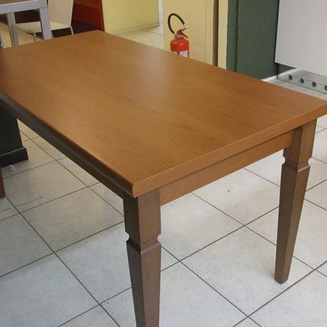 Tavolo in legno rettangolare allungabile al 67 di sconto - Tavolo legno allungabile prezzi ...