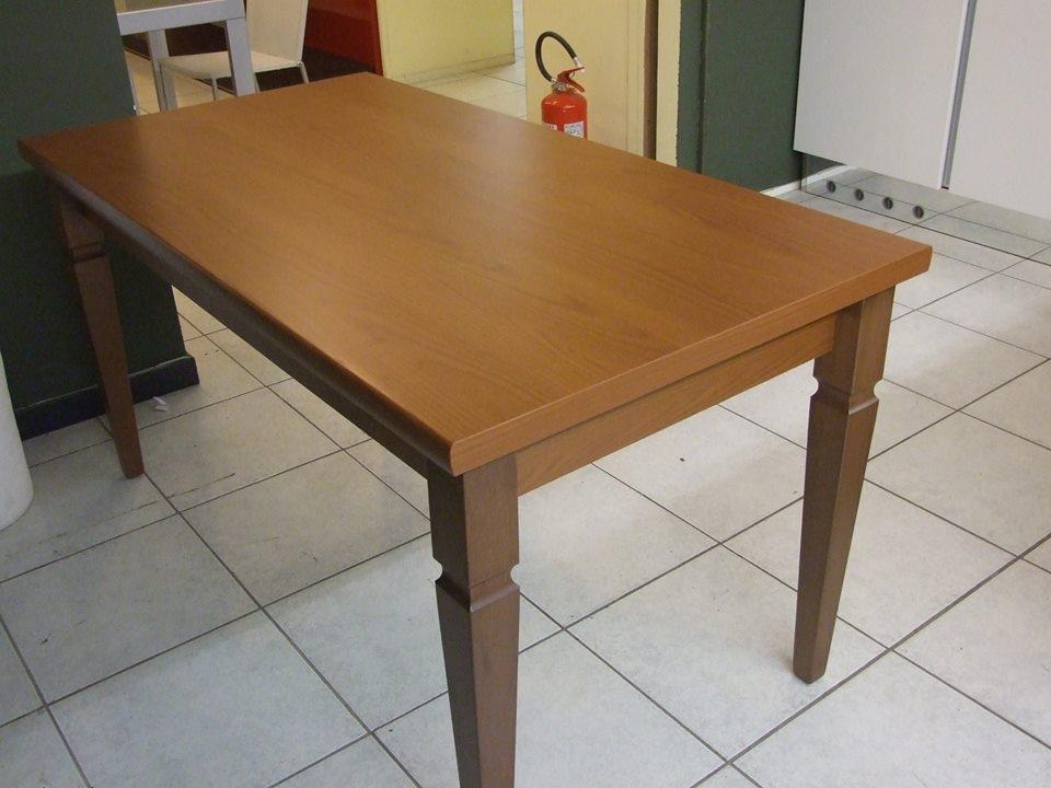 Tavolo in legno rettangolare allungabile al 67% di sconto - Tavoli ...