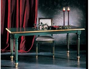 Tavolo in legno rettangolare Art 2075 i solisti Artigianale in Offerta Outlet