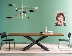 Tavolo in legno rettangolare Astoria Devina nais a prezzo ribassato