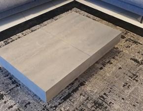 Tavolo in legno rettangolare Box Ozzio in Offerta Outlet