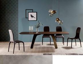 Tavolo in legno rettangolare Brenta Tonin casa a prezzo scontato