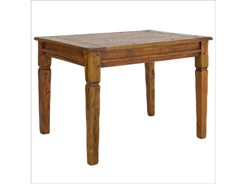 Tavolo in legno rettangolare Chateaux Bizzotto in offerta ...