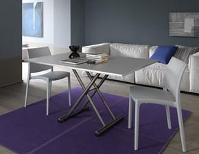 Tavolino trasformabile in tavolo in legno Ciak Altacom in Offerta Outlet