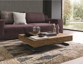 Tavolo in legno rettangolare Compact Altacom in offerta outlet