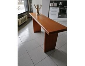 Tavolo in legno rettangolare Consolle  venus  Colico a prezzo ribassato