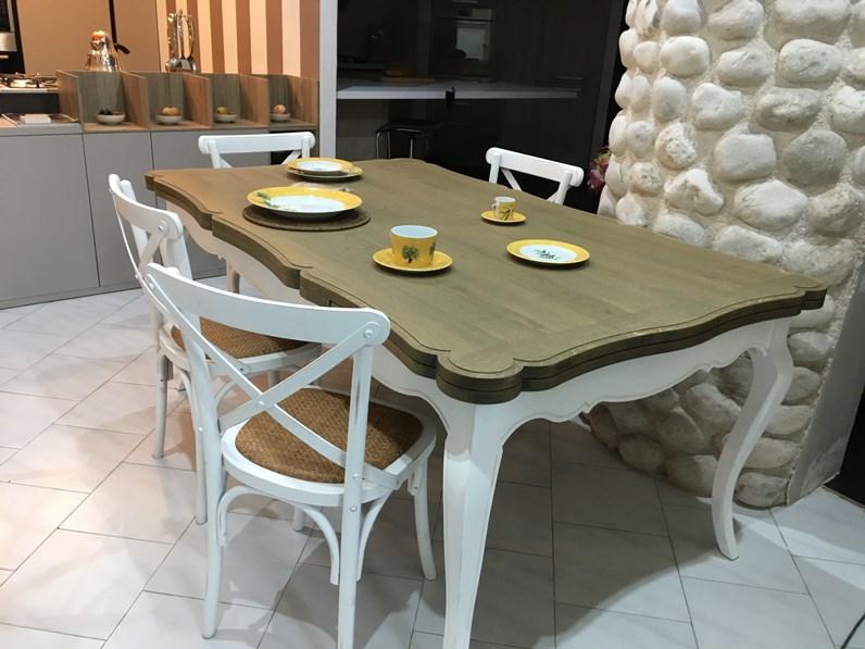 Tavolo in legno rettangolare db004882 dialma di dialma for Tavoli in offerta