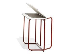 Tavolo in legno rettangolare Dee-j Connubia in offerta outlet