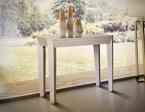 Tavolo in legno rettangolare Elena  Artigianale in offerta outlet