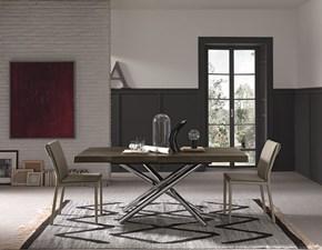 Tavolo in legno rettangolare Fahrenheit 160  Altacom a prezzo ribassato
