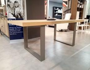 Tavolo in legno rettangolare Frame Artigianale in Offerta Outlet