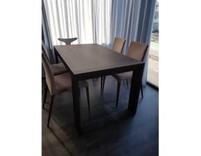 Tavolo in legno rettangolare Grifo Clessidra a prezzo scontato