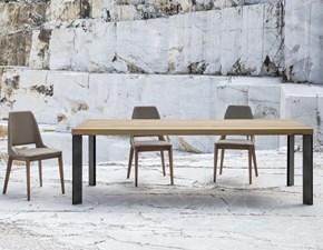 Tavolo in legno rettangolare Ingenium Accademia del mobile a prezzo ribassato
