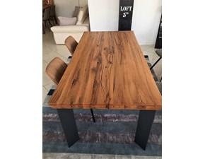 Tavolo in legno rettangolare Master Devina nais a prezzo scontato