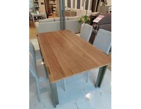 Tavolo in legno rettangolare Matrix 52.35 Bontempi casa a prezzo scontato