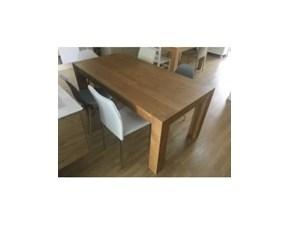 Tavolo in legno rettangolare Mobili2g Artigianale a prezzo ribassato