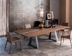 Tavolo in legno rettangolare River Cattelan a prezzo scontato